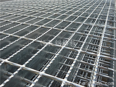 九江齿形钢格栅板