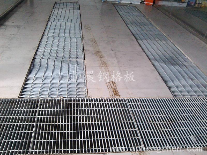 沟盖板工程案例