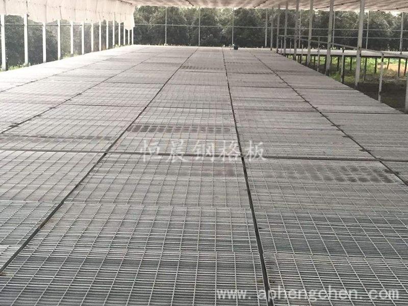 钢格板平台案例