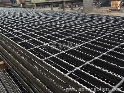 九江防滑钢格栅板