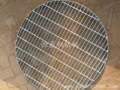 圆形钢格栅板